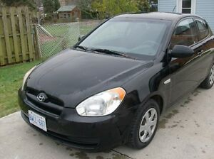 2007 Hyundai Accent Hatchback London Ontario image 5