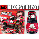 DALE EARNHARDT JR 2017 FINAL RIDE AXALTA/ BUDWEISER THROWBACK 1/24 SCALE ACTION