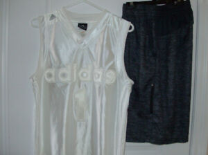 Size Small - NEW Men's Clothing - Shorts & Jersey + 2 NEW Shirts