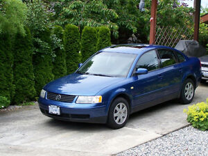 1999 Volkswagen Passat Sedan