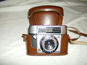 Vintage Agfa Optima 1 camera