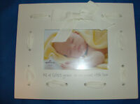 (NEW) Hallmark Baby Photo Frame  - Downsizing see more ads