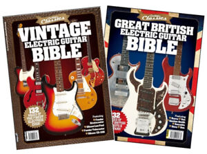 Guitar Classics magazine - set of 2 special issues