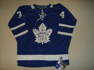 Toronto Maple Leafs Adidas #34 Auston Matthews Jersey Blue