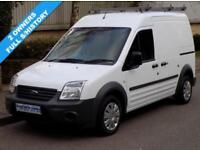 61(11) FORD TRANSIT CONNECT T230 LWB HIGH ROOF 1.8 TDCI 90 BHP DIESEL
