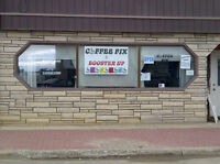 Building and Business For Sale