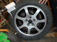 2000 plymouth neon rims with manerva radial f109 tires