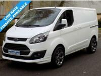 64(14) FORD TRANSIT CUSTOM 270 SWB L1H1 LOW ROOF 2.2 FWD 100BHP 6 SPEED EURO 5