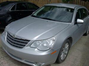 2010 Chrysler Sebring Sedan  one year  Warranty included