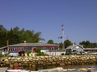 Work at beautiful Lunenburg Yacht Club - Part time cleaner