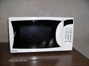 Small Danby Microwave
