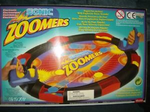 Sonic Zoomer Game
