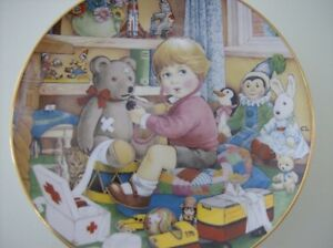 Collector Plate - Little Doctor
