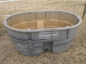 Water Trough and Pasture Pumps