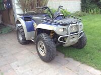 2003 Fully Automatic Can Am 500 cc ATV