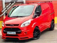 2017 Ford Transit Custom L1 270 SWB 2.0 EURO6 AIRCON FSH RS ST SPORT MS-RT 25K
