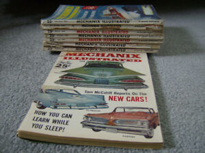 25 Collectable Older Mechanical Magazines