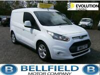2015 Ford Transit Connect 200 LIMITED PV Panel Van Diesel Manual