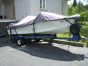 boat and trailer for sale no motor