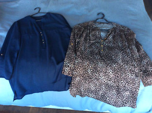 Two tops /shirts