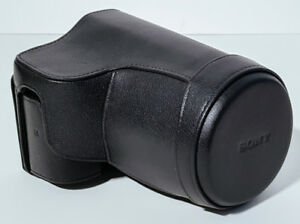 SONY LEATHER COVER FOR ALPHA 7 SERIES