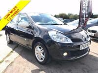 2008 RENAULT CLIO 1.1 EXPRESSION TURBO LONG MOT