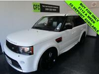 Land Rover Range Rover Sport 3.0SD V6 Auto HSE Red Edition BUY FOR £112 A WEEK