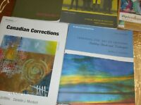 Corrections Books for Community College