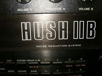 Rocktron Hush IIb Noise Reduction System, Rackmount $75