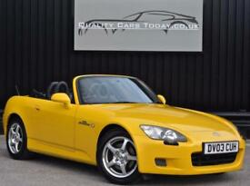 Honda S2000 GT 2.0 VTEC Hardtop * Rare Indy Yellow * Last Owner Since 07*