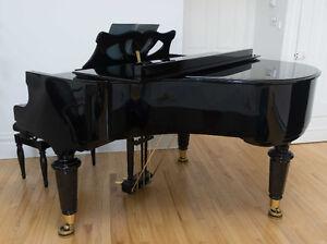 PIANO À QUEUE 5' PARFAIT ÉTAT