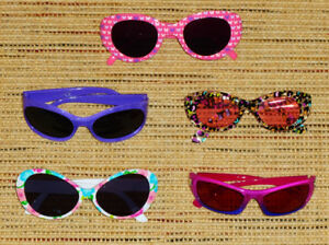 SUNGLASSES - Various Styles and Size for Toddler / Child