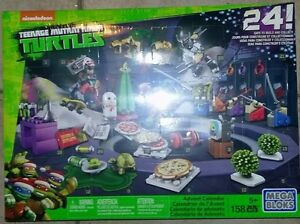 Teenage Mutant Ninja Turtles TMNT Advent Calendar 24 Christmas