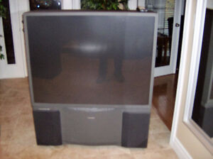 This is a big screen TV Kitchener / Waterloo Kitchener Area image 1