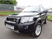 2006 Land Rover Freelander 2.0Td4 Auto Freestyle - KMT Cars