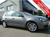 2011 61 VOLKSWAGEN GOLF 1.6 MATCH TDI BLUEMOTION TECHNOLOGY 5D 103 BHP DIESEL