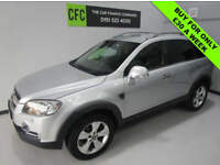 Chevrolet Captiva 2.0 DIESEL 7 SEATS auto LTZ BUY FOR ONLY £30 A WEEK *FINANCE*
