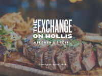 The Exchange is looking for Kitchen staff