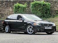 2015 BMW 5 Series 2.0 520d M Sport Touring 5dr Estate Diesel Automatic