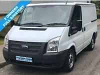 13(13) FORD TRANSIT 280 SWB LOW ROOF 2.2 FWD 100 BHP 6 SPEED EURO 5