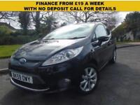LOVELY 2009 FORD FIESTA 1.4 ZETEC VERY WELL PRESENTED FINANCE AVAILABLE