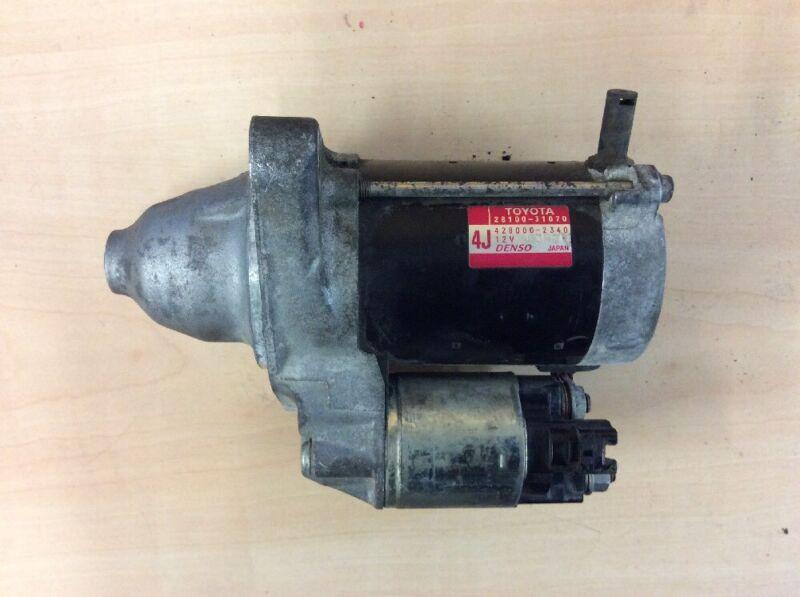 LEXUS IS250 2.5 V6 PETROL STARTER MOTOR 28100-31070 42800-2340