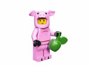 Minifigurine Lego Piggy Guy Costume de cochon Series 12 Saguenay Saguenay-Lac-Saint-Jean image 1