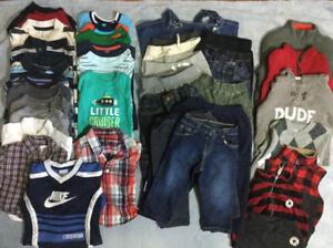 Boys size 18 month clothes