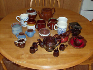 Groups of vintage Ornaments