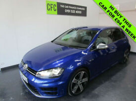 Volkswagen Golf R 2.0 TSI 300 4X4 DSG BUY FOR ONLY £94 A WEEK *FINANCE*
