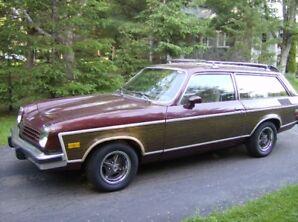 1976 Chevrolet Vega Estate Wagon Survivor