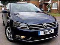 2011 Volkswagen Passat 1.6 TDI BlueMotion Tech SE 4dr FULL VW SERVICE HISTORY