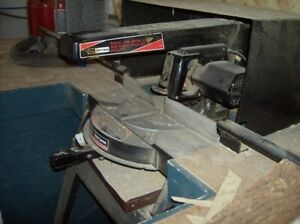 Radial  Arm Miter Saw