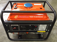 Gas Generator (gasoline electric generator) 1500W